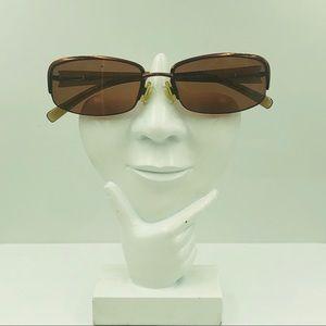 Anne Klein AK6118 Bronze Sunglasses Frames